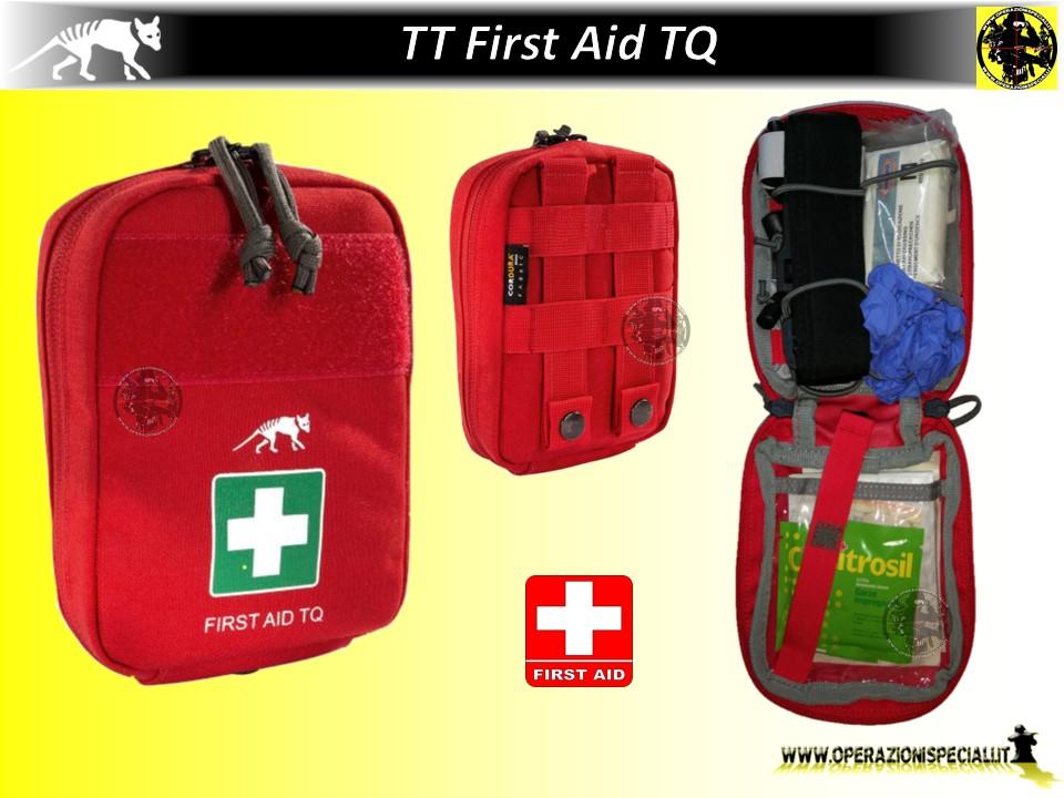 Tasmanian Tiger borsa con kit di pronto soccorso S
